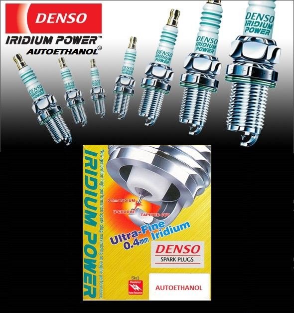 Spark plugs DENSO Iridium Power IK20