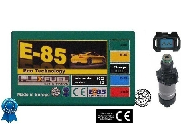 E85 Ethanol Conversion Kit Honda v4.2