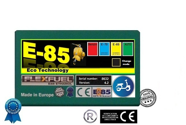 E85 Ethanol Conversion Kit for Scooter