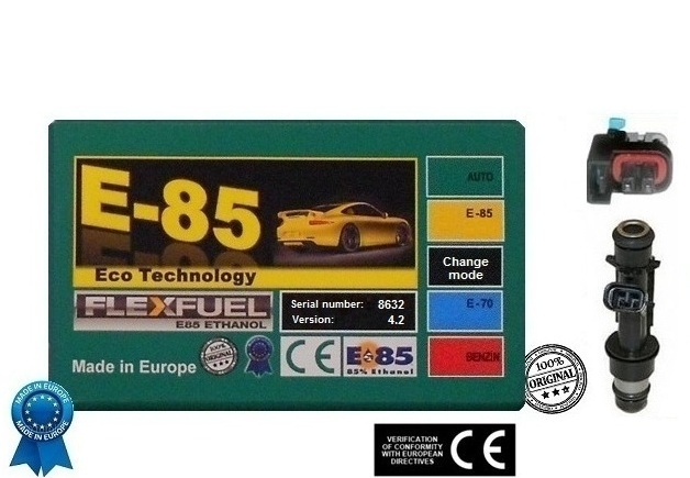 E85 Ethanol Conversion Kit Delphi v4.2